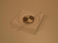 Geruchskiller - Zielonka XL inkl. Kautschukschale (weiss)