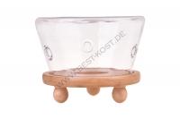 Kroos - Glaswärmer auf Bambusbasis