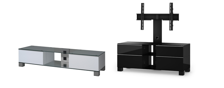 Designer TV-Möbel geschlossen