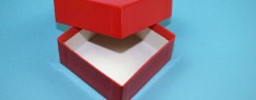 Karton kutu 7,6x7,6x3,2 cm